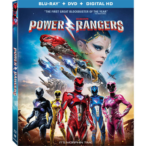 Saban's Power Rangers (Blu-ray + DVD + Digital HD)