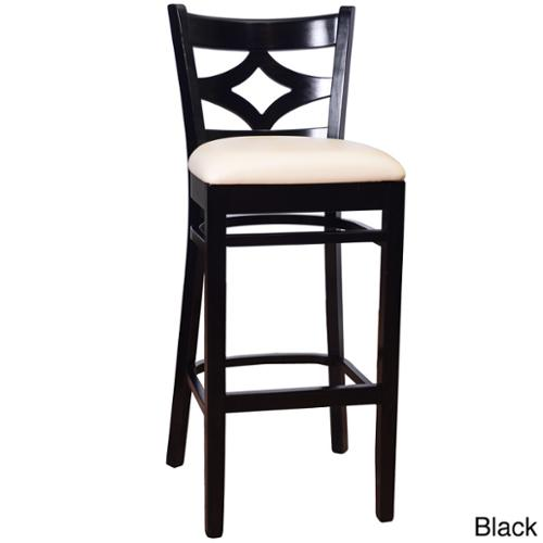 Beechwood Mountain Diamond Bar Stool by Overstock