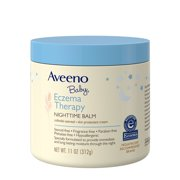 Best Eczema Creams - Aveeno Baby Eczema Therapy Nighttime Balm with Natural Review