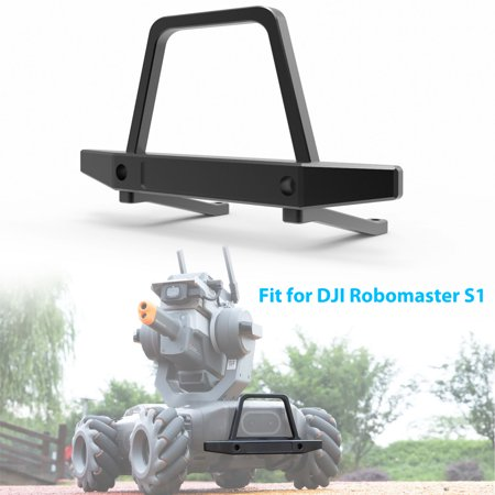 EEEkit 2 in 1 Accessory Set Chassis Reinforcement Front & Rear Bumper Anti Collision Bar for DJI RoboMaster S1, gift for Children