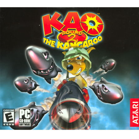 Kao the Kangaroo: Round 2 for Windows PC- XSDP -27219 - Brave Kao the Kangaroo hops from one great adventure to another, through 20 levels rich in color! You will accompany him through the