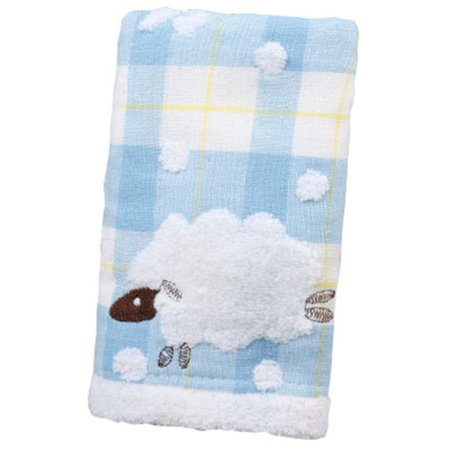 Joyfeel Clearance Kitchen Hand Towels for Bathroom Double Layers Cotton Cartoon Sheep Face Towel Sweat Absorbent For Sports Children - Line Double Layer Suit