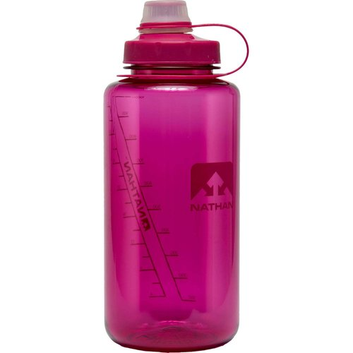 NATHAN BigShot Sport Hydration Water Bottle - 34oz