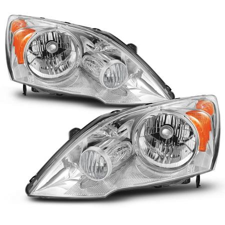 Fit 2007 2008 2009 2010 2011 Honda CRV CR-V Left + Right Headlights