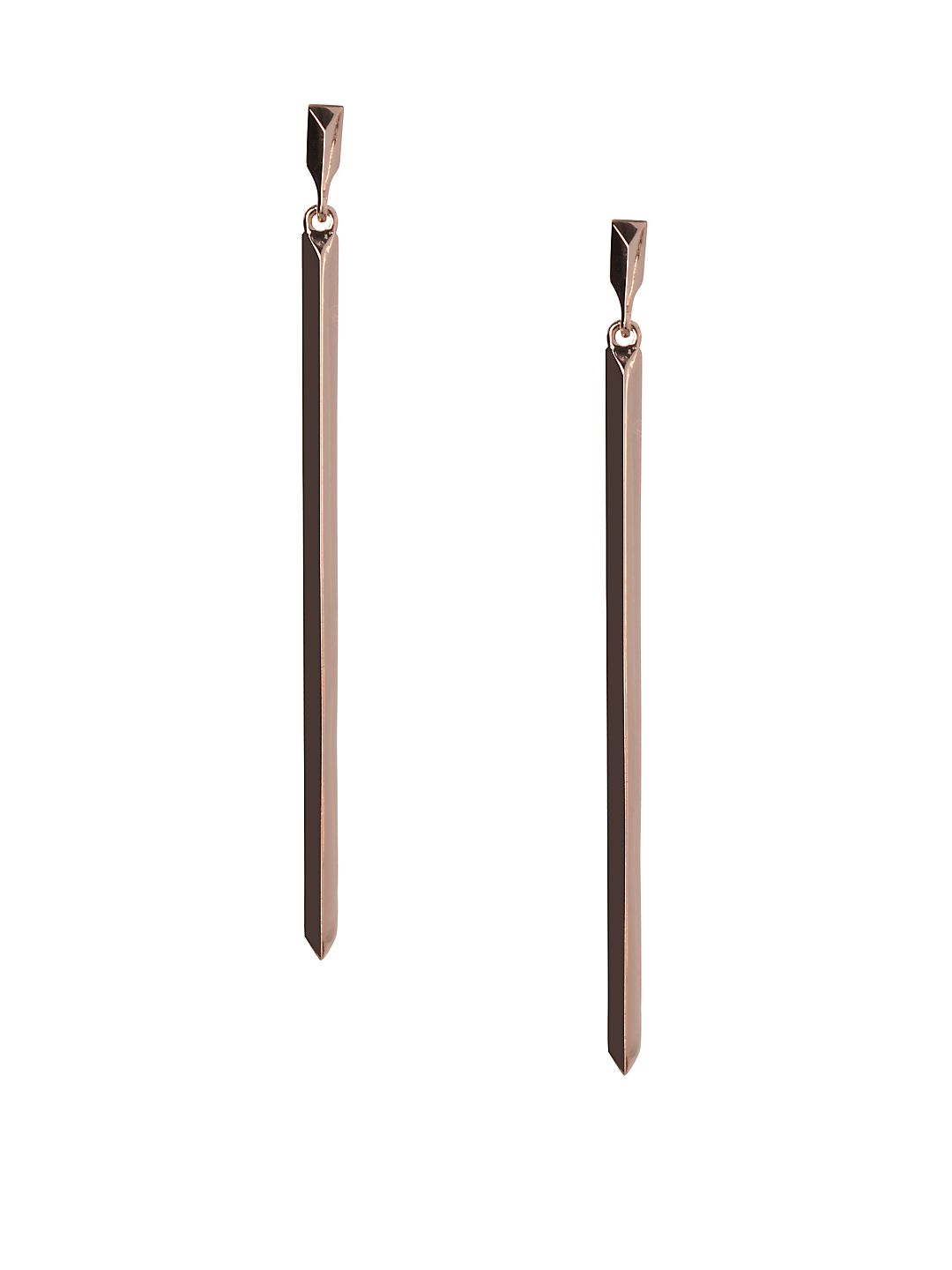 Replenishment Linear Drop Earrings