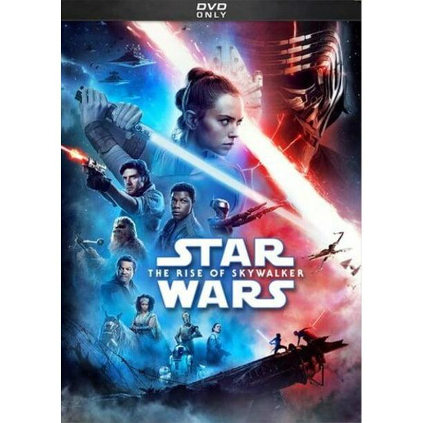 Star Wars Episode Ix The Rise Of Skywalker Dvd Walmart Com Walmart Com