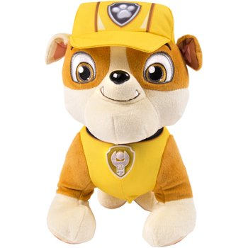 Paw Patrol Plush Real Talking Rubble