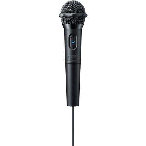 Nintendo Wii U Microphone, Black, WUPAMWKA (Wii U)
