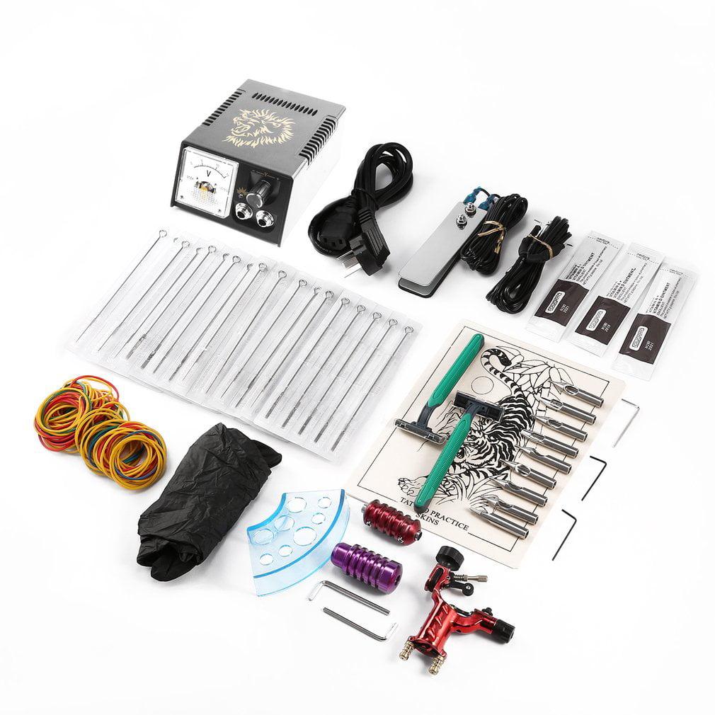 Tattookit Complete Equipment One Tattoo Machine Professio...