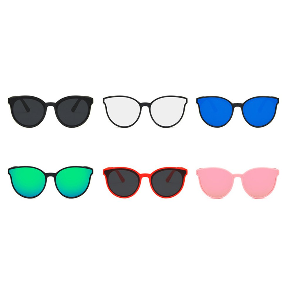 Childrens Silver Pilot Sunglasses Childs Kids Black Lens Small KA010