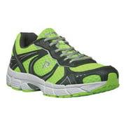 Propet XV550 - Women's Athletic Walking Shoe - Black/Pink