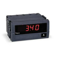 SIMPSON ELECTRIC F35-1-11-0-L Digital Panel Meter,DC Current