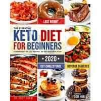 The Essential Keto Diet for Beginners #2020 (Paperback)