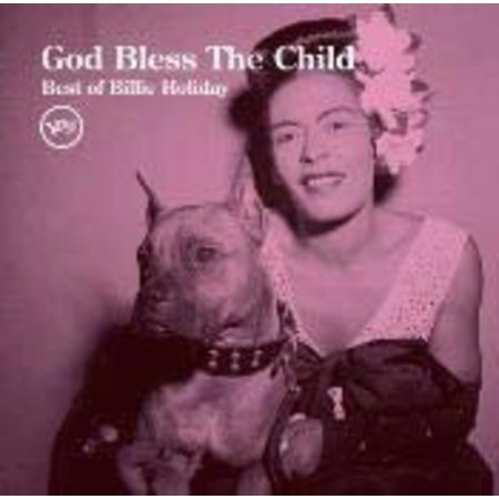God Bless the Child: Best of Billie Holiday (CD)