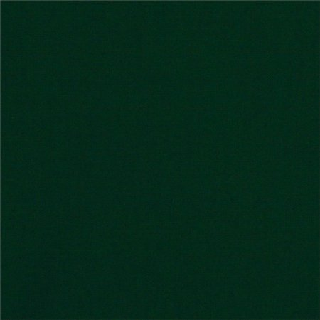 Michigan State Hunter Green Solid Cotton -- Sold by the Yard