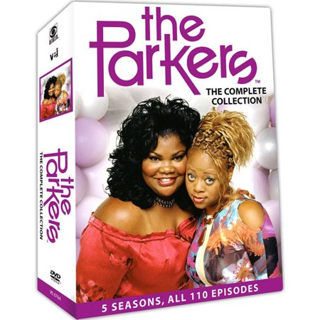 The Parkers: Complete Collection (DVD)