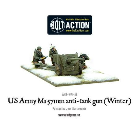 M1 57mm Anti-Tank Gun (Winter) New