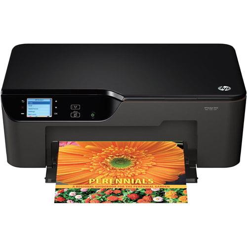 HP DeskJet 3522 Smartphone and  Tablet Wireless Inkjet Multifunction Printer