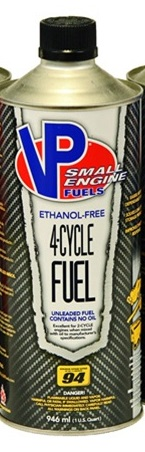 VP Racing Sef Small Engine Fuel 4 Cycle 1GAL