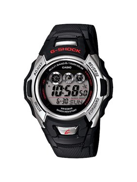 Product Image Casio Men s G-Shock Atomic Solar Black Resin Watch f7744fbcf206