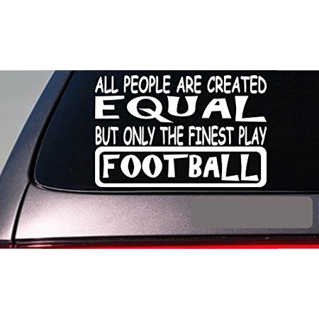 Football all people equal 6