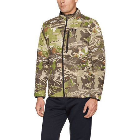 Under Armour 1299282943MD Stealth Reaper Extreme Mens M Camo Wool Hunting Jacket (Camo Under Armour Jacket)