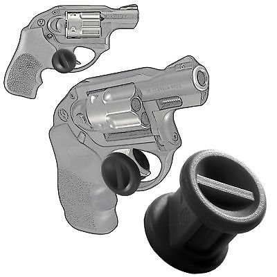 ONE Micro Holster Trigger Stop For Ruger LCR 22 38 Spcl 357 Mag Black