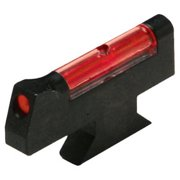 """HIVIZ® Overmolded Red Front Sight for Smith & Wesson DX-style front sight revolvers. Fits models with .250"""" sight height."""
