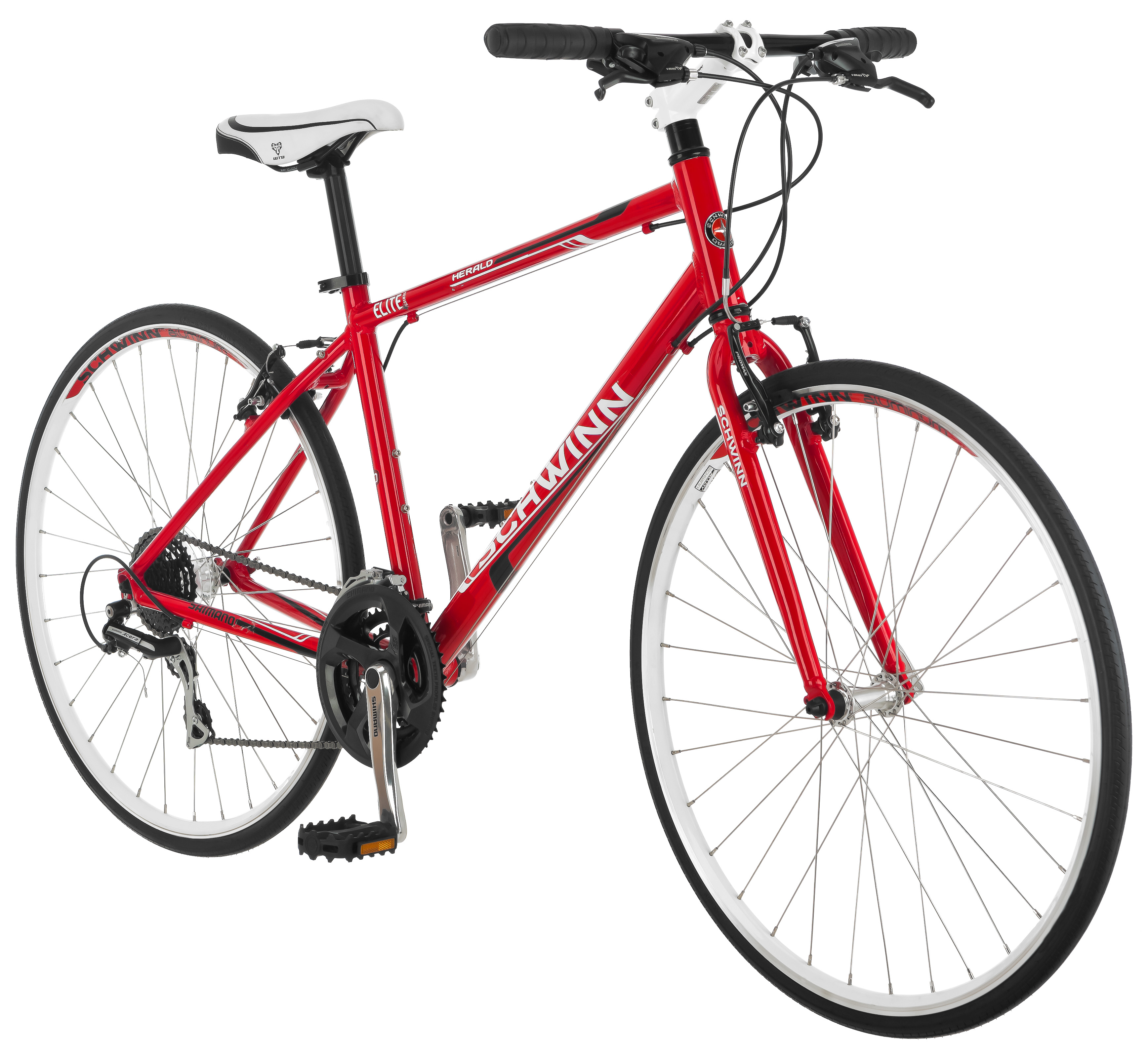 Schwinn 700c Herald 2.0 Mens' Road Bike, Red