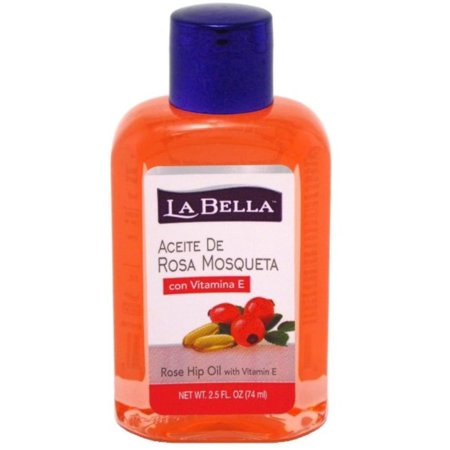 La Bella Rosa Mosqueta Oil, 2.5 oz (Pack of 2) (Rosa Sonnenbrillen)
