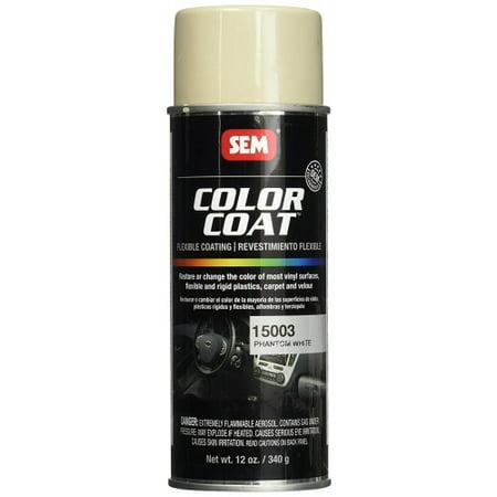 - SEM 15003 Phantom White Color Coat - 15003