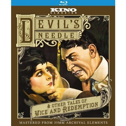 The Devil's Needle & Other Tales Of Vice And Redemption (Silent) (Blu-ray) (Full Frame)