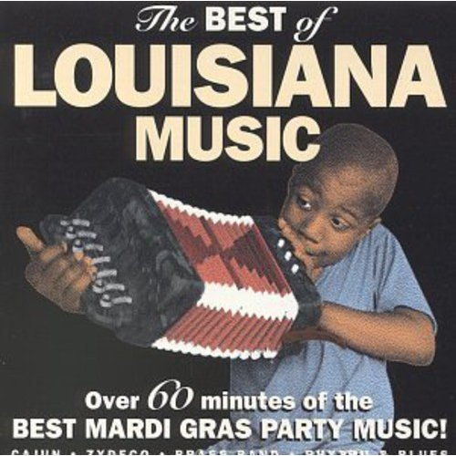Best Of Louisiana Music (Rounder)