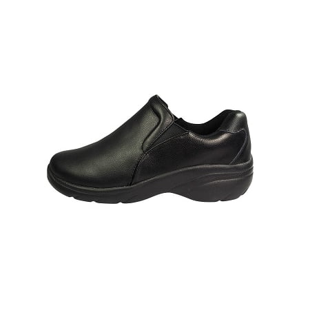 M&M Scrubs - Leather Slip-On Nursing Shoe