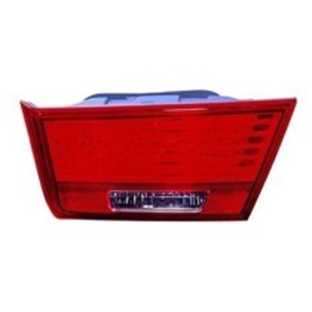 Go-Parts » 2008 - 2010 Hyundai Sonata Inner Rear Tail Light Lamp Assembly / Lens / Cover - Left (Driver) 92403-0A500 HY2802113 Replacement For Hyundai Sonata