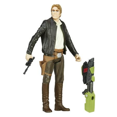 Star Wars: The Force Awakens Jungle Mission Han