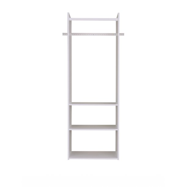 Easy Track Rv1472 Hanging tower Closet - White