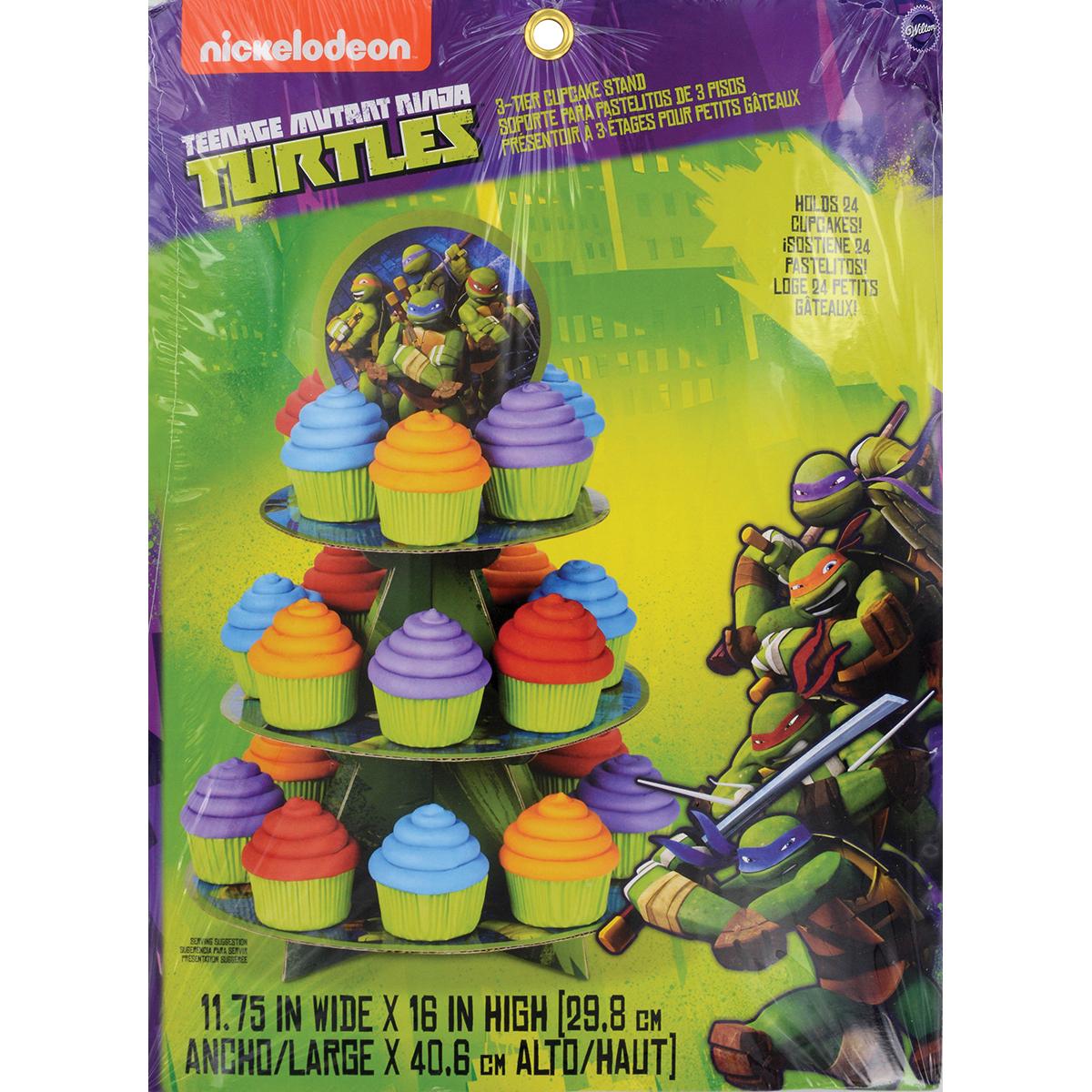 Wilton Teenage Ninja Turtle Treat Stand