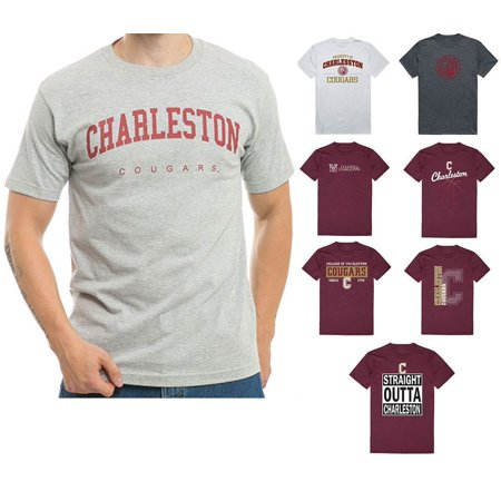 College Team Gear (College Of Charleston Cougars Team NCAA Game Day Unisex Tee T-Shirt Shirt )