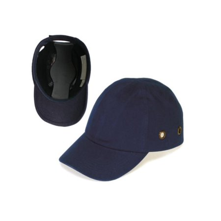 Blue Baseball Bump Caps - Lightweight Safety Hard Hat Head Protection - Hard Hat Light