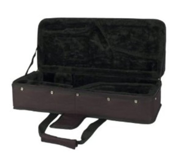 Guardian CW-012-ST Featherweight Case, Tenor Saxophone Multi-Colored by Guardian Cases