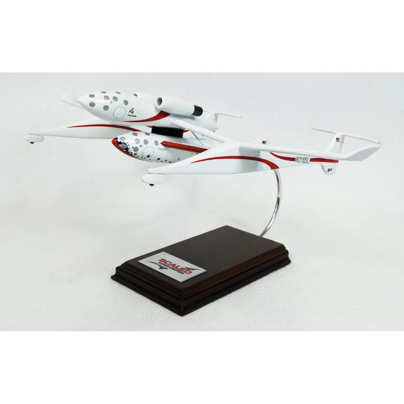 Daron Worldwide Space Ship One with Mothership Model Airplane