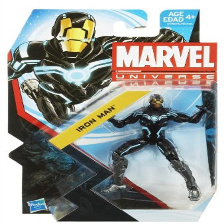 marvel universe series 23 iron man action figure [zero-gravity armor]