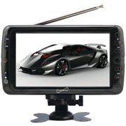"Supersonic SC-195 7"" TFT Portable Digital LCD TV"