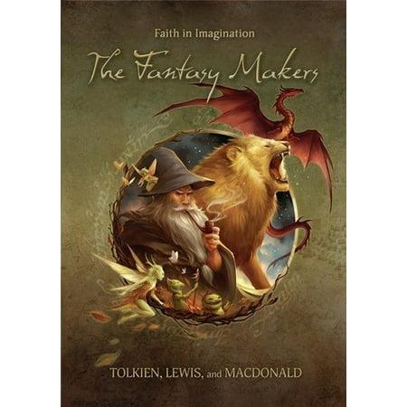 Fantasy Makers Tolkien Lewis & Macdonald (Dvd Marker)
