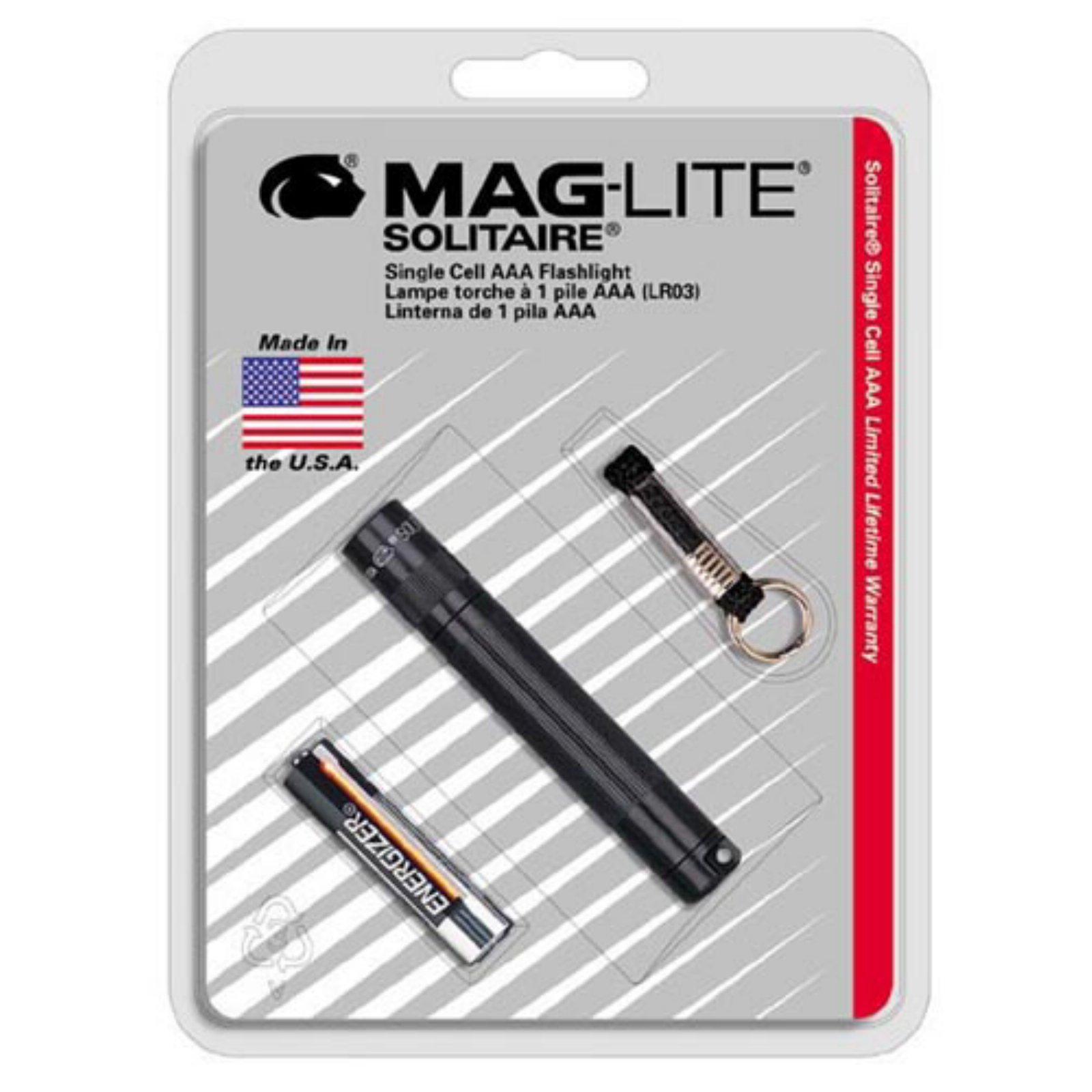 MagLite Solitaire Flashlight by MAG Instrument
