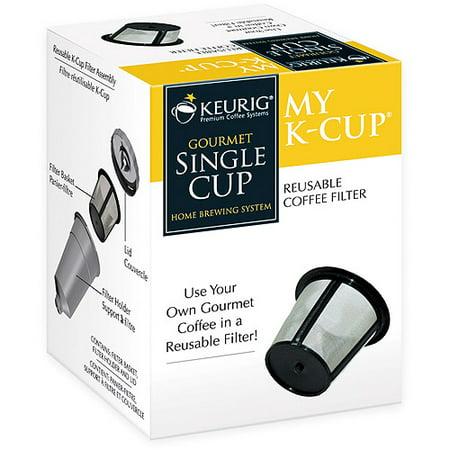 Keurig My K Cup Reusable Coffee Filter Walmart Com