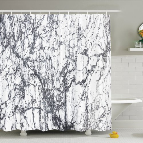 East Urban Home Murky Marble Rock Motifs with Dynamic Fra...