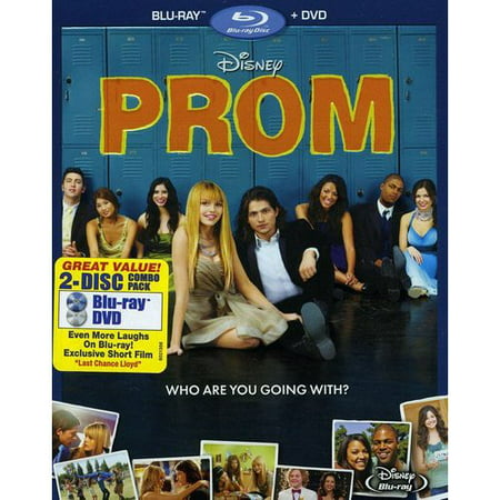 Prom (Blu-ray + DVD) (Widescreen) - Discount Prom Decorations