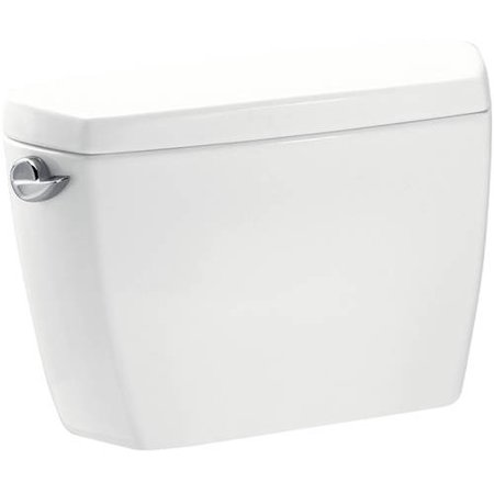 Toto Tank Only with Bolt Down Lid and Insulated Tank, Available in Various Colors